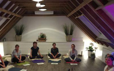 Start Yogaseizoen in 't Wheemhuus te Zuidwolde